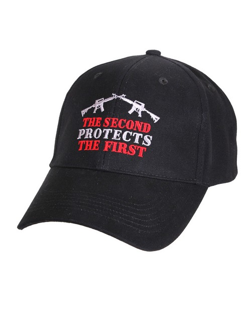 Rothco 9820 2nd Protects 1st Deluxe Low Profile Cap