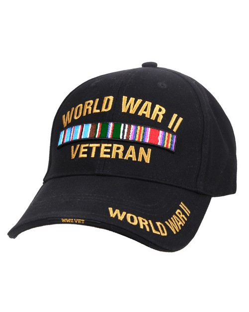 Rothco 9830 WWII Veteran Deluxe Low Profile Cap