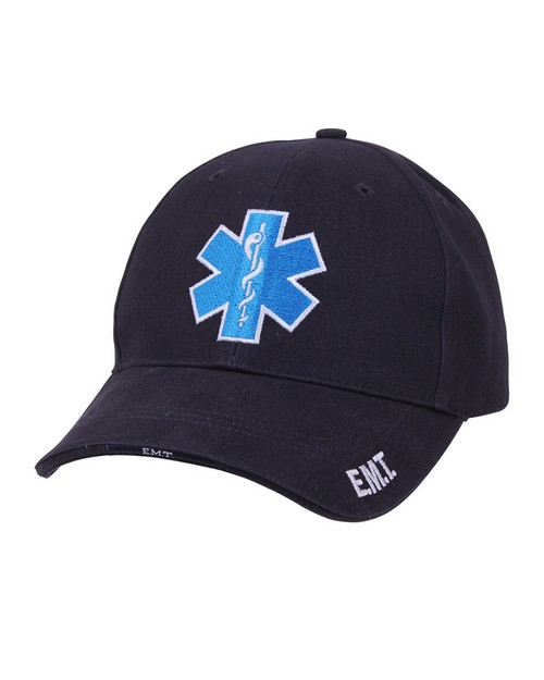Rothco 99381 Deluxe Star of Life Low Profile Cap
