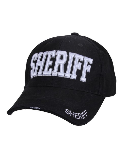 Rothco 99385 Sheriff Deluxe Low Profile Cap