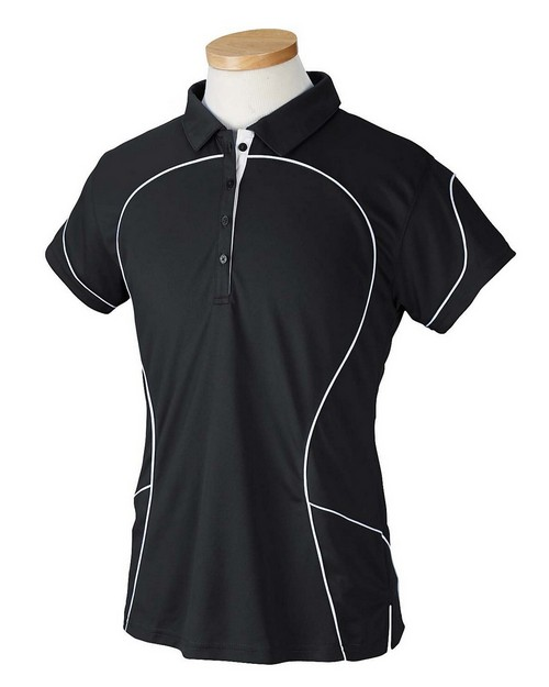 Russell Athletic 434CFX Ladies Team Prestige Polo