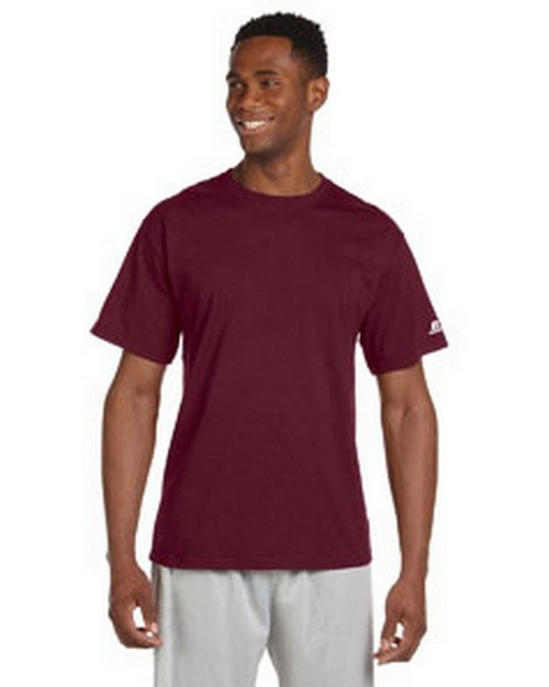 Russell Athletic 67014M Short-Sleeve Cotton T-Shirt