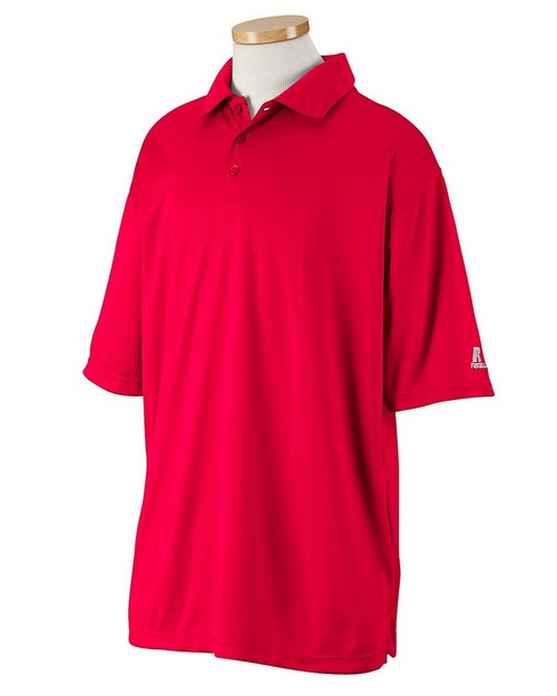 Russell Athletic 833GHM Team Essential Polo
