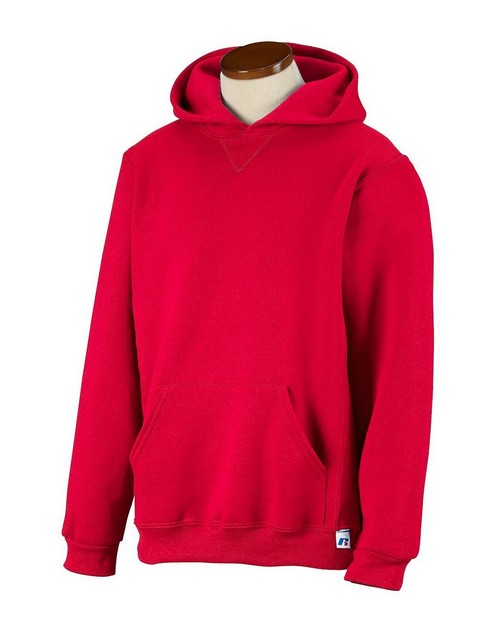 Russell Athletic 995HBB Youth Dri-Power Fleece Pullover Hood
