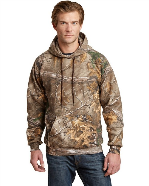 Russell Outdoors S459R Realtree Pullover Hooded Sweatshirt