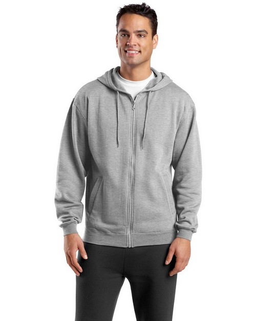 Sport-Tek F258 Full-Zip Hooded Sweatshirt by Port Authority