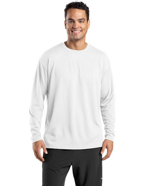 Sport-Tek K368 Dri-Mesh Long Sleeve T-Shirt by Port Authority