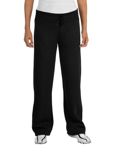 Sport-Tek L257 Ladies Fleece Pants by Port Authority