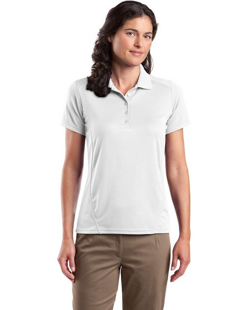 Sport-Tek L475 Ladies Dry Zone Raglan Accent Polo by Port Authority