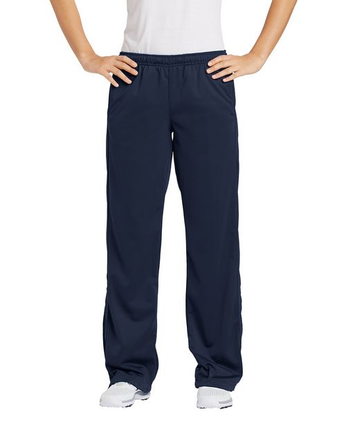 Sport-Tek LPST91 Ladies Tricot Track Pants by Port Authority