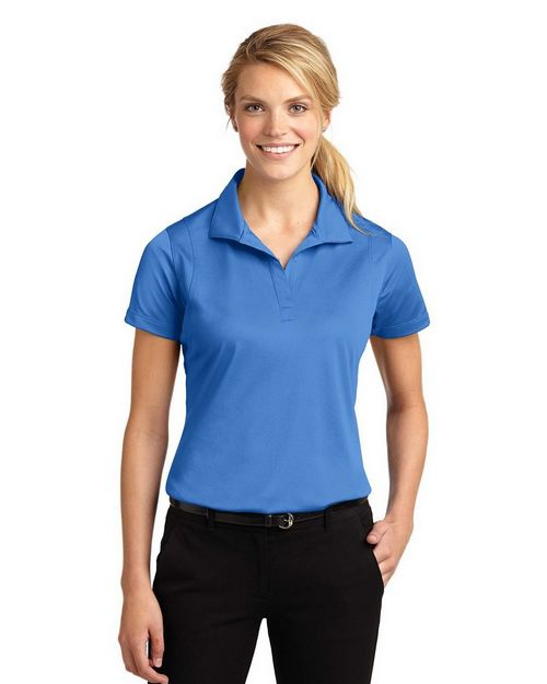 Sport-Tek LST650 Ladies Micropique Sport-Wick Polo by Port Authority
