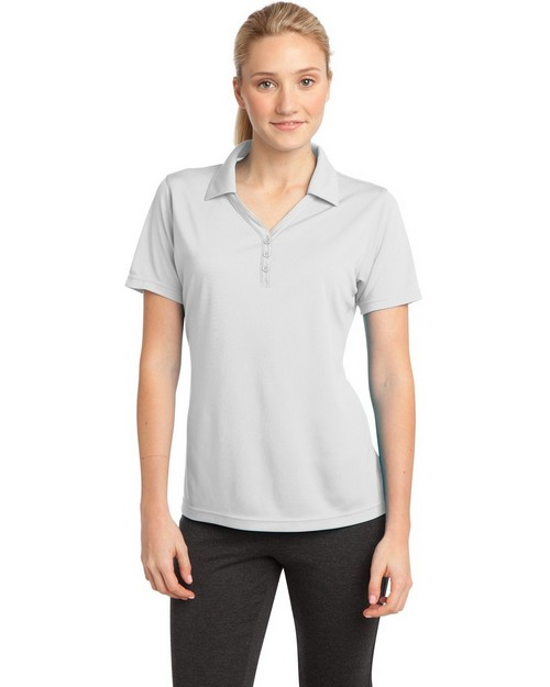 Sport-Tek LST680 Ladies PosiCharge Micro-Mesh Polo by Port Authority