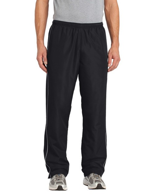 Sport-Tek PST61 Piped Wind Pant by Port Authority