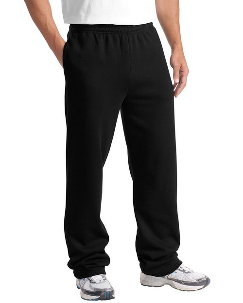 Sport-Tek ST257 Open Bottom Sweatpants by Port Authority