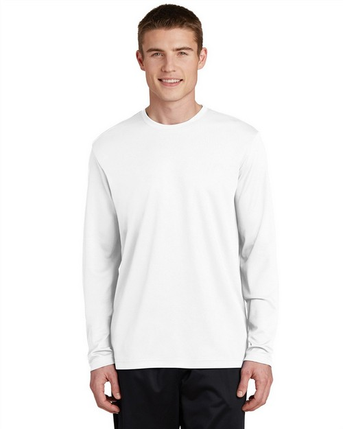 Sport-Tek ST340LS PosiCharge RacerMesh Long Sleeve Tee