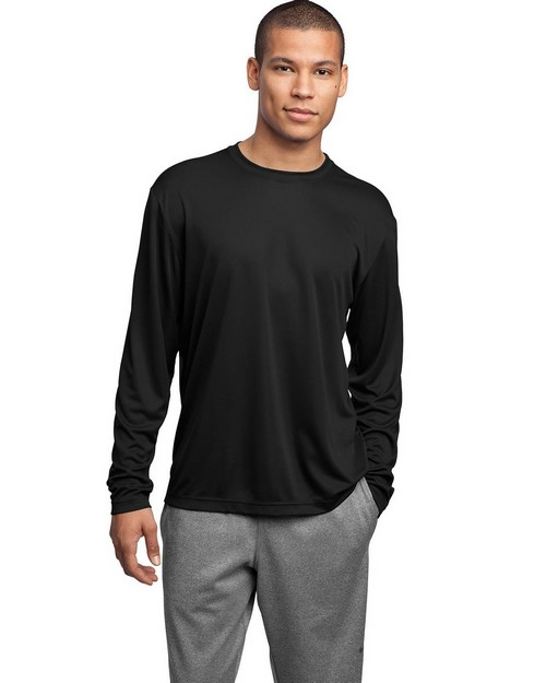 Sport-Tek ST350LS Long Sleeve Competitor Tee by Port Authority