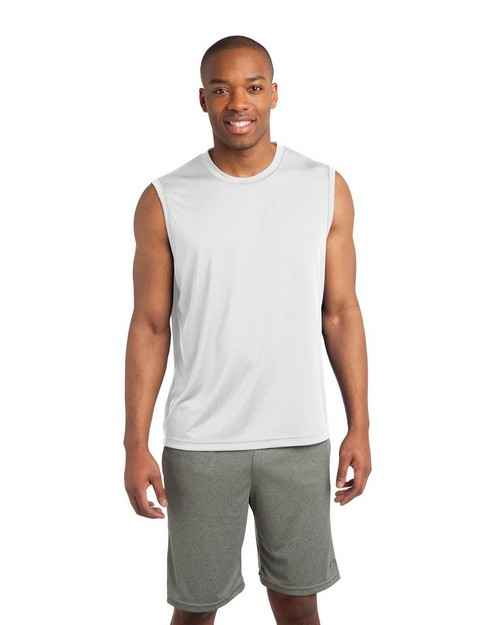 Sport-Tek ST352 Sleeveless Competitor Tee by Port Authority