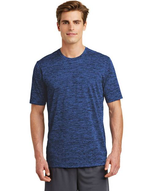 Sport-Tek ST390 PosiCharge Electric Heather Tee