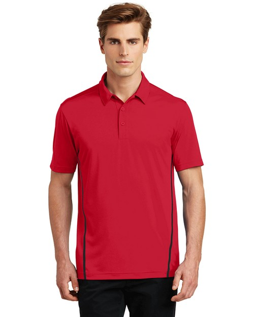 Sport-Tek ST620 Contrast PosiCharge Tough Polo