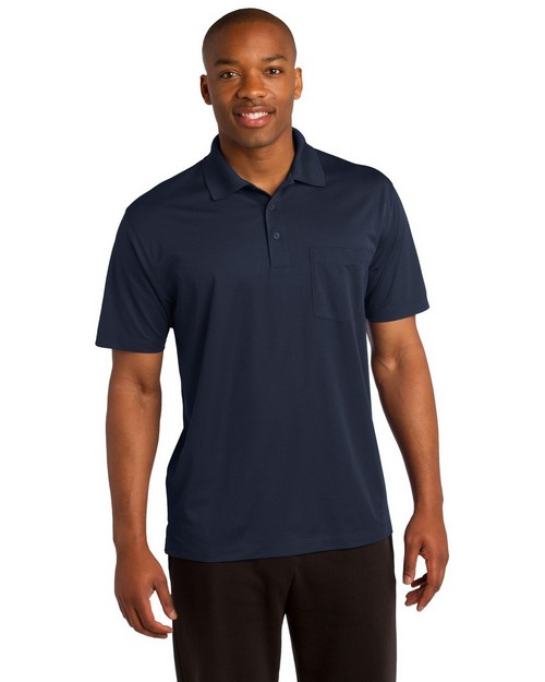 Sport-Tek ST651 Micropique Sport Polo by Port Authority