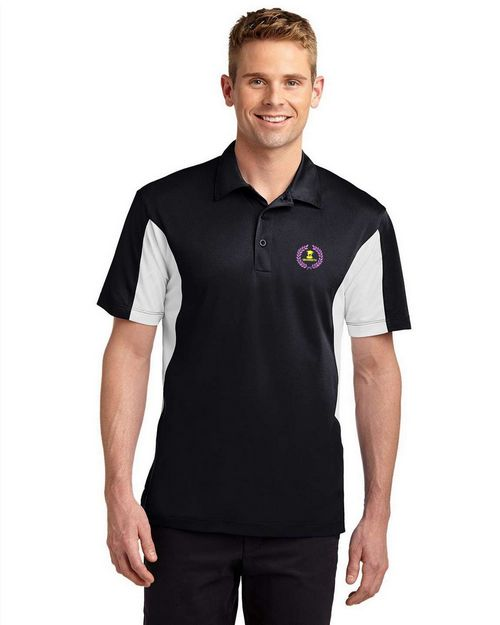 Sport-Tek ST655 Side Blocked Micropique Sport-Wick Polo by Port Authority