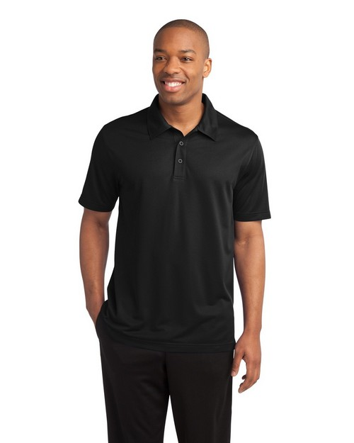 Sport-Tek ST690 Active Textured Polo by Port Authority