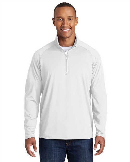 Sport-Tek ST850 Sport-Wick Stretch 1/2-Zip Pullover by Port Authority