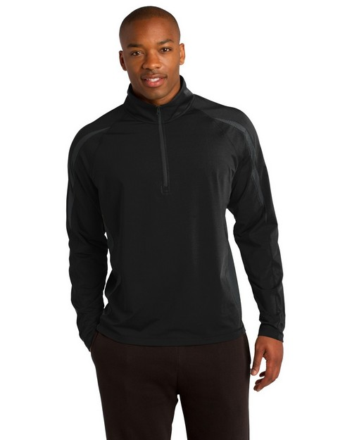 Sport-Tek ST851 Sport Wick Stretch Pullover by Port Authority