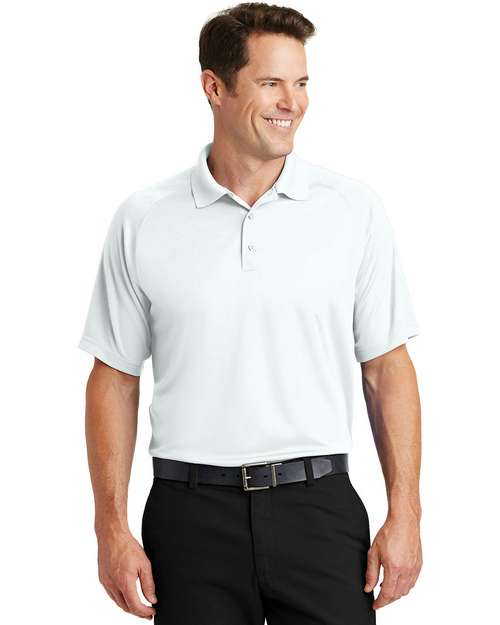 Sport-Tek T475 Dry Zone Raglan Polo by Port Authority