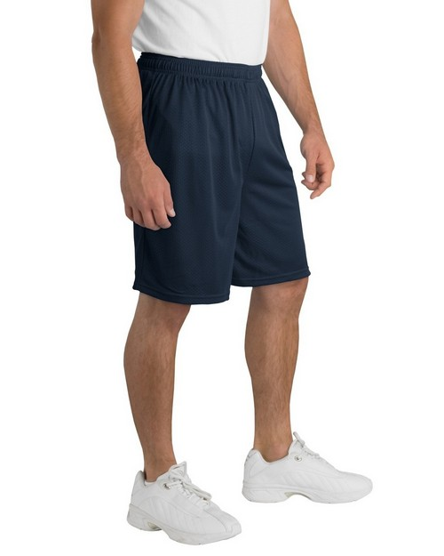 Sport-Tek T510 Mesh Short by Port Authority