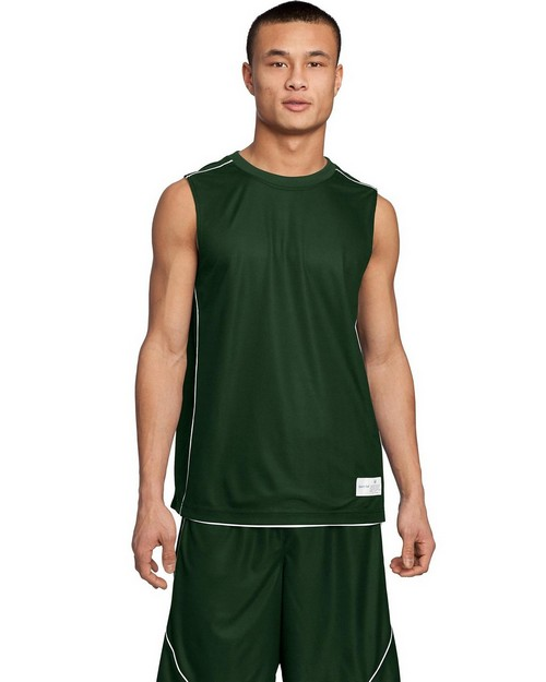 Sport-Tek T555 PosiCharge Mesh Reversible Sleeveless Tee by Port Authority