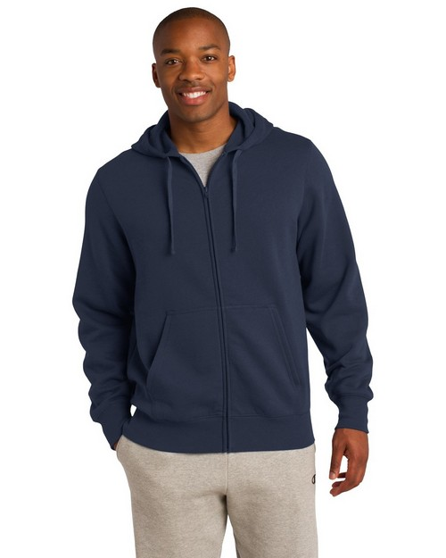 Sport-Tek TST258 Tall Hooded Sweatshirt by Port Authority