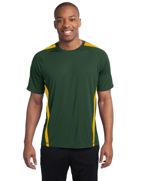 Sport-Tek TST351 Tall Colorblock Competitor Tee by Port Authority