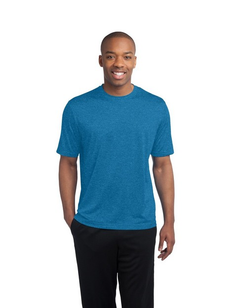 Sport-Tek TST360 Tall Heather Contender Tee by Port Authority