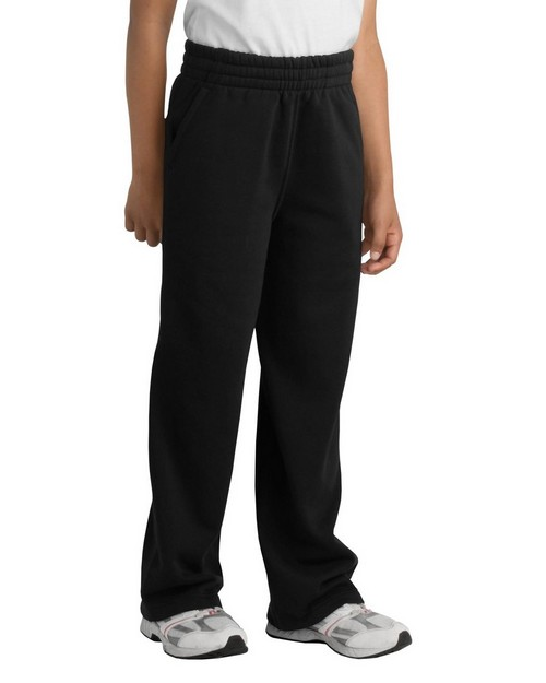 Sport-Tek Y257 Youth Sweatpants by Port Authority