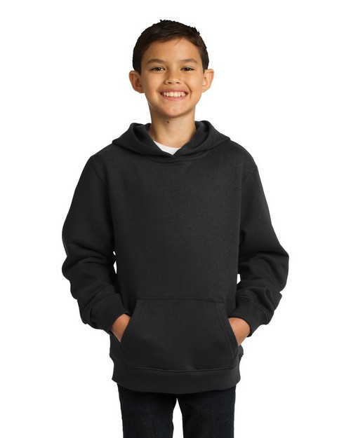 Sport-Tek YST254 Youth Pullover Hooded Sweatshirt by Port Authority