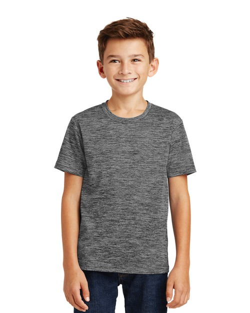 Sport-Tek YST390 Youth PosiCharge Electric Heather Tee