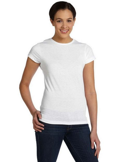 Sublivie 1610 Ladies Polyester T-Shirt