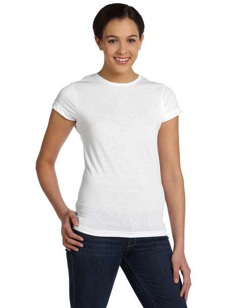 Sublivie L1610 Juniors Polyester T-Shirt