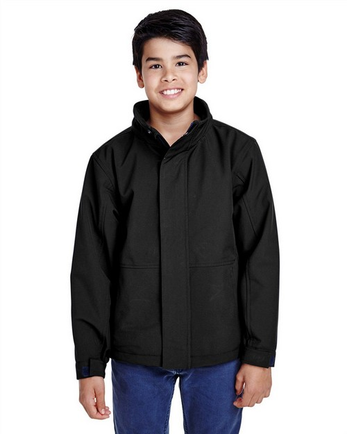 Team 365 TT88Y Youth Guardian Insulated Soft Shell Jacket