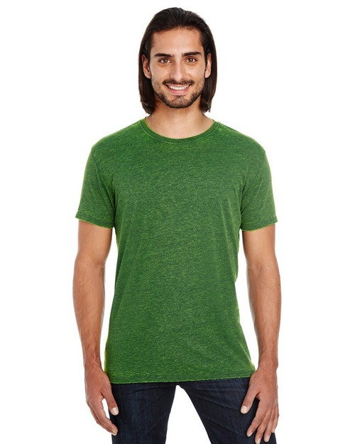 Threadfast Apparel 115A Unisex Cross Dye Short-Sleeve Tee