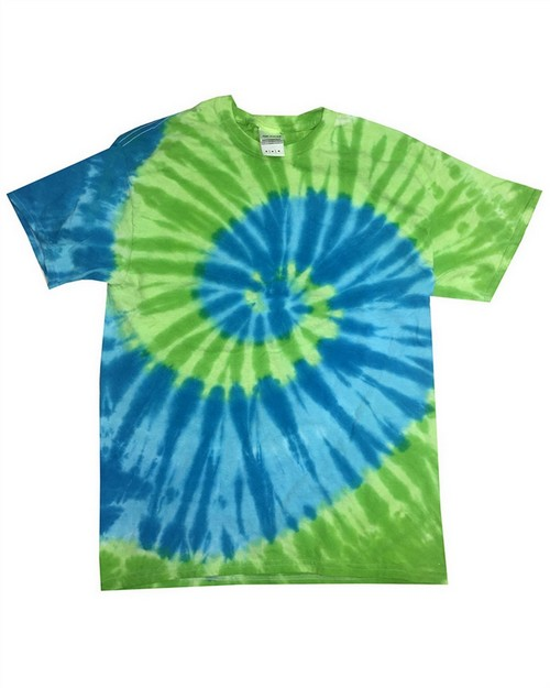 Tie-Dye 1180B Tie Dye Youth Island Collection d Tee