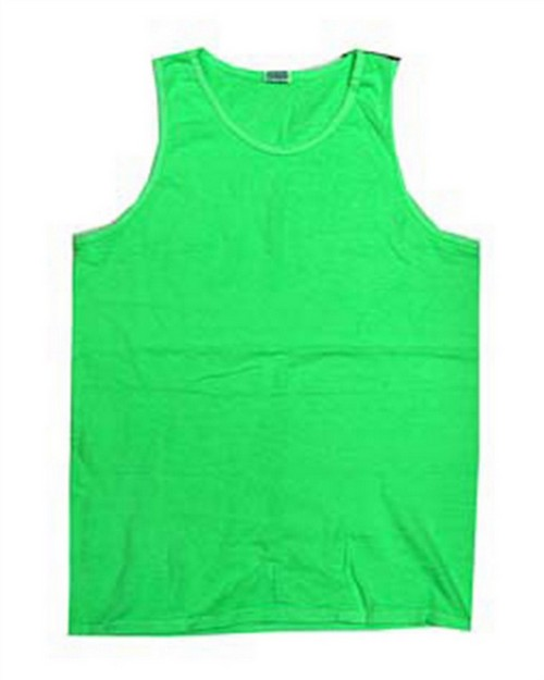 Tie-Dye 3222 Drop Ship Neon Tank Top