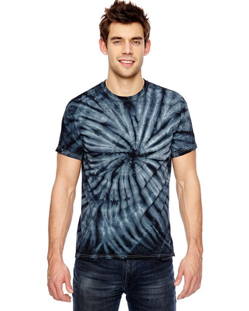 Tie-Dye 365CY Adult Team Tonal Cyclone Tie Dyed T-Shirt