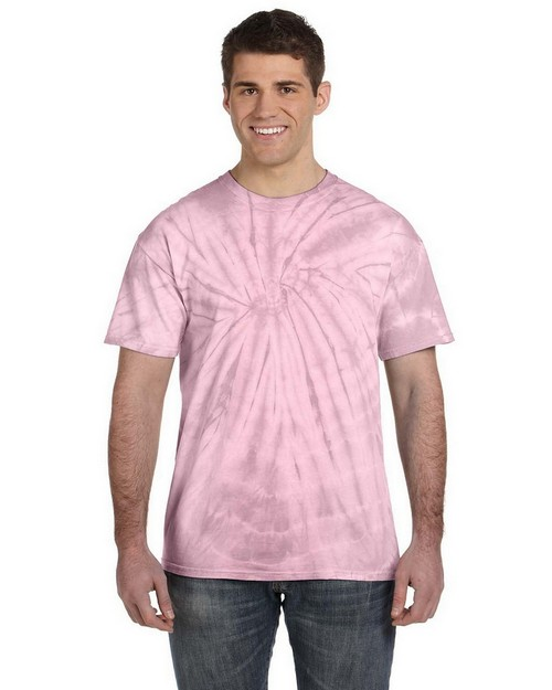 Tie-Dye HS1000 Adult Spider Cotton Tee
