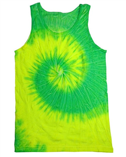 Tie-Dye CD3500 Drop Ship Adult Tank Top
