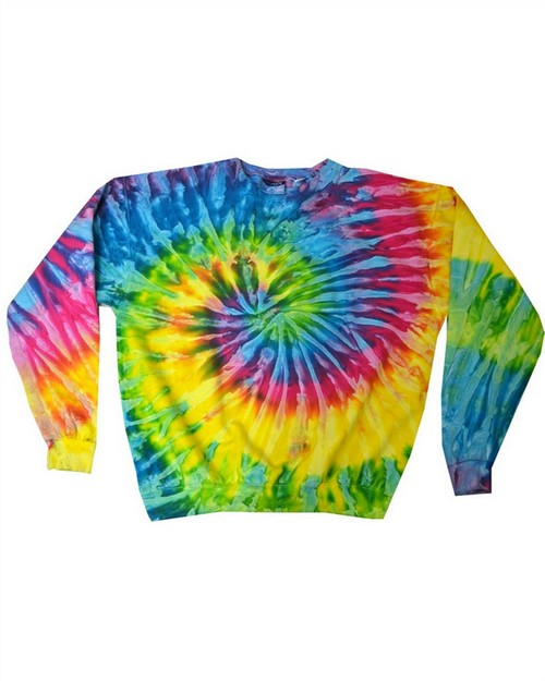 Tie-Dye H8150 Tie Dye Adult Pigment-Dyed d Fleece