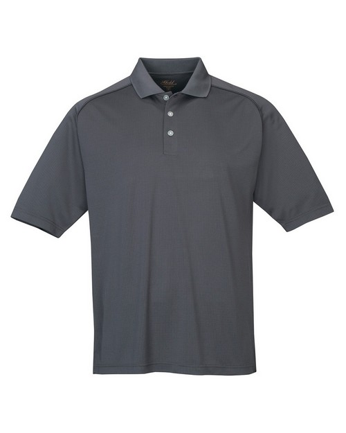 Tri Mountain Gold 404 Woodside Men's Knit Polo Shirt