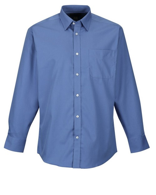 Tri Mountain Gold 985 Bridgeway Men's Wrinkle Free Woven Shirt