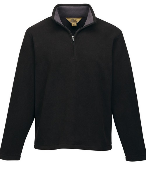 Tri Mountain Gold F7840 Sarbonne Mens contrast Knit Bonded